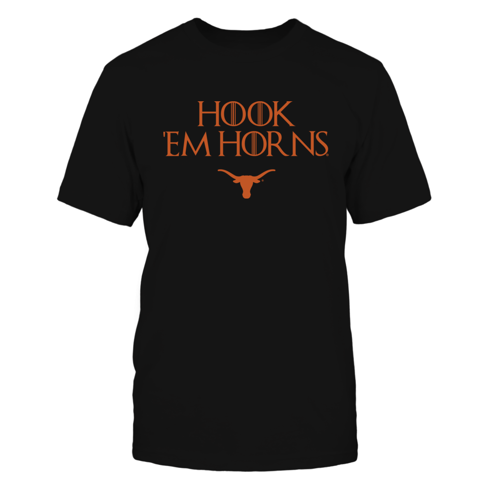 Texas Longhorns - GOT - Team Slogan Front picture