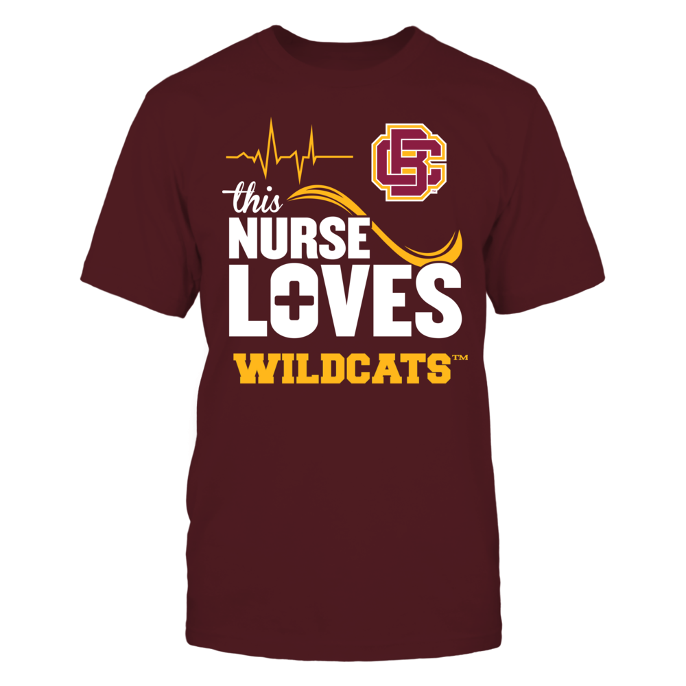 Bethune-Cookman Wildcats - This Nurse Loves Front picture