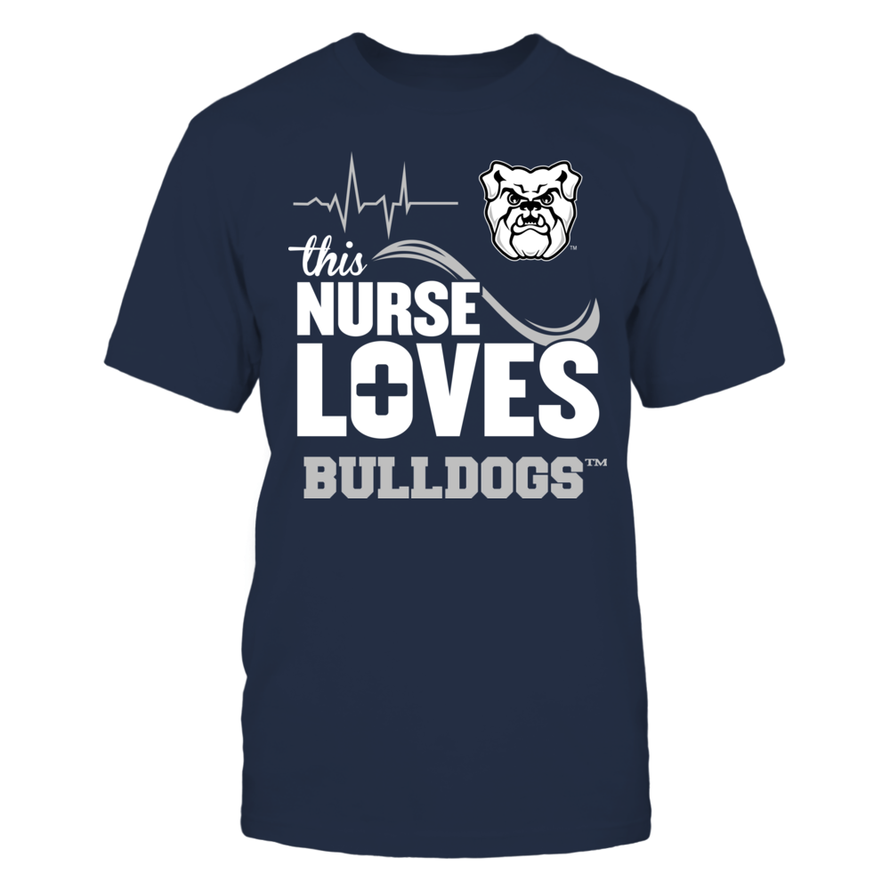 Butler Bulldogs - This Nurse Loves Front picture