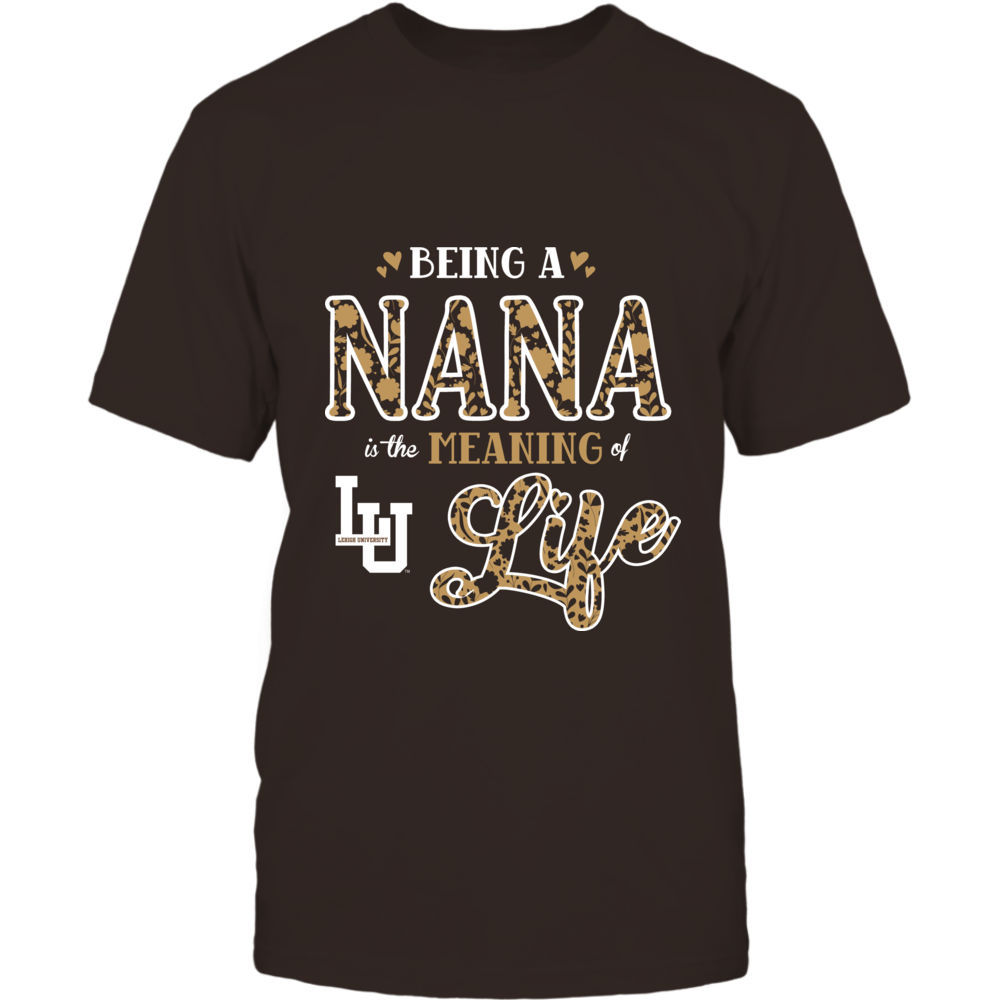 Lehigh Mountain Hawks - Being a Nana is the Meaning of Life Front picture
