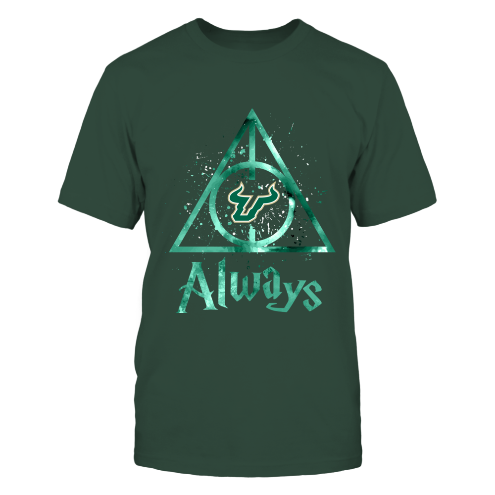 South Florida Bulls - Color Drop Deathly Hallows Front picture