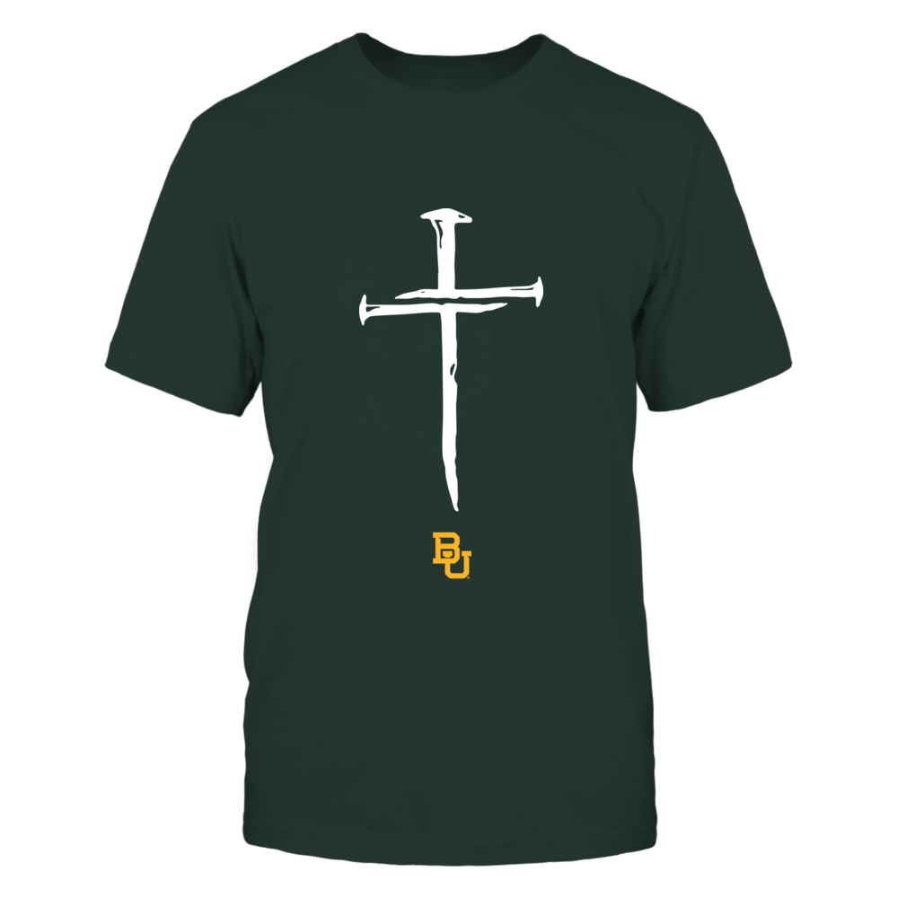 Baylor Bears - Nail Cross Front picture
