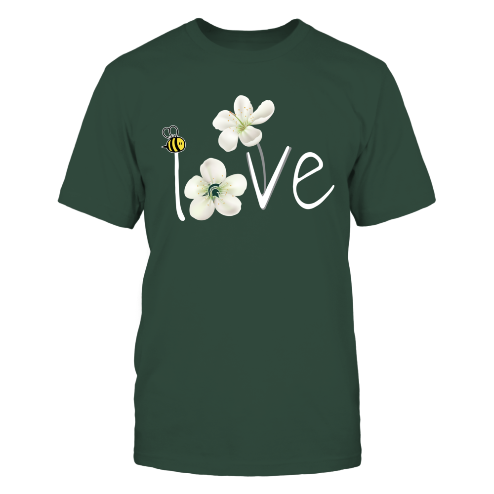Michigan State Spartans - Love - State Flower Front picture