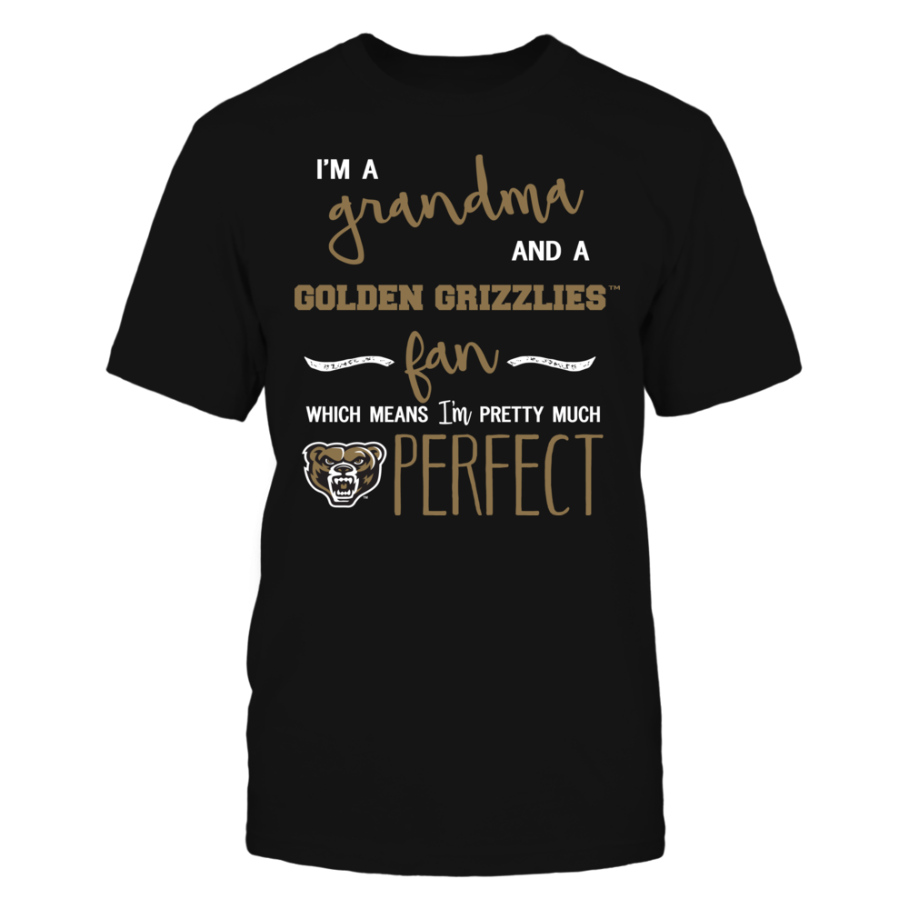 Oakland Golden Grizzlies - Perfect Grandma Front picture