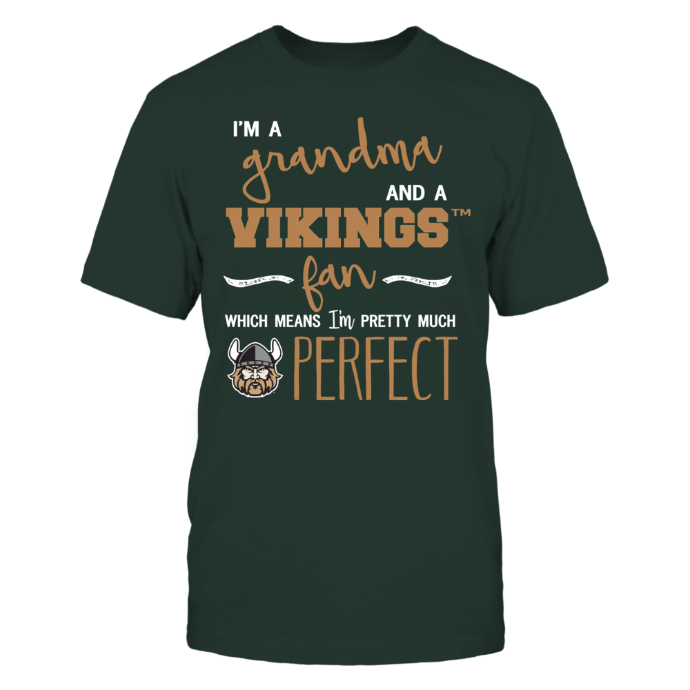 Cleveland State Vikings - Perfect Grandma Front picture