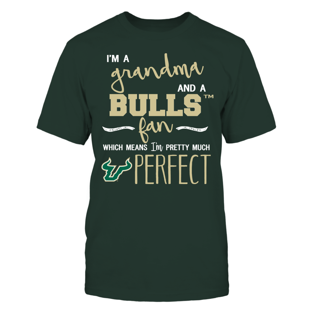 South Florida Bulls - Perfect Grandma Front picture