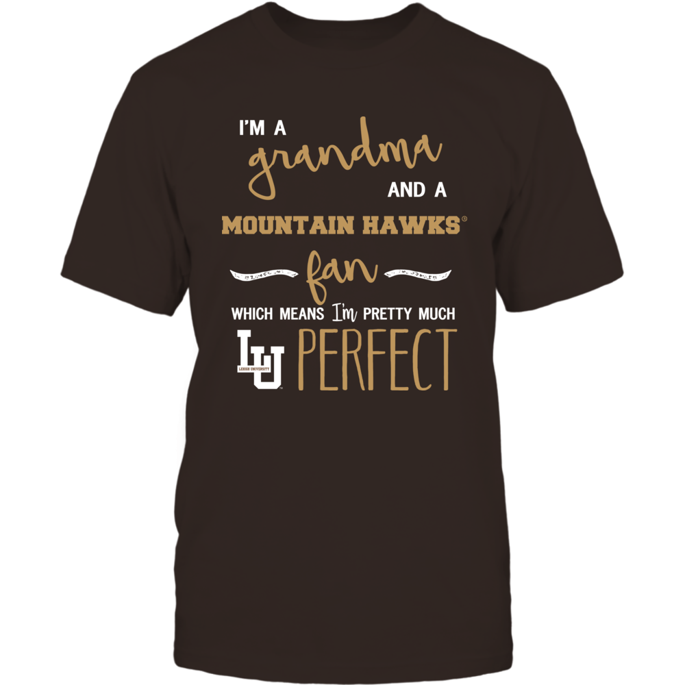 Lehigh Mountain Hawks - Perfect Grandma Front picture
