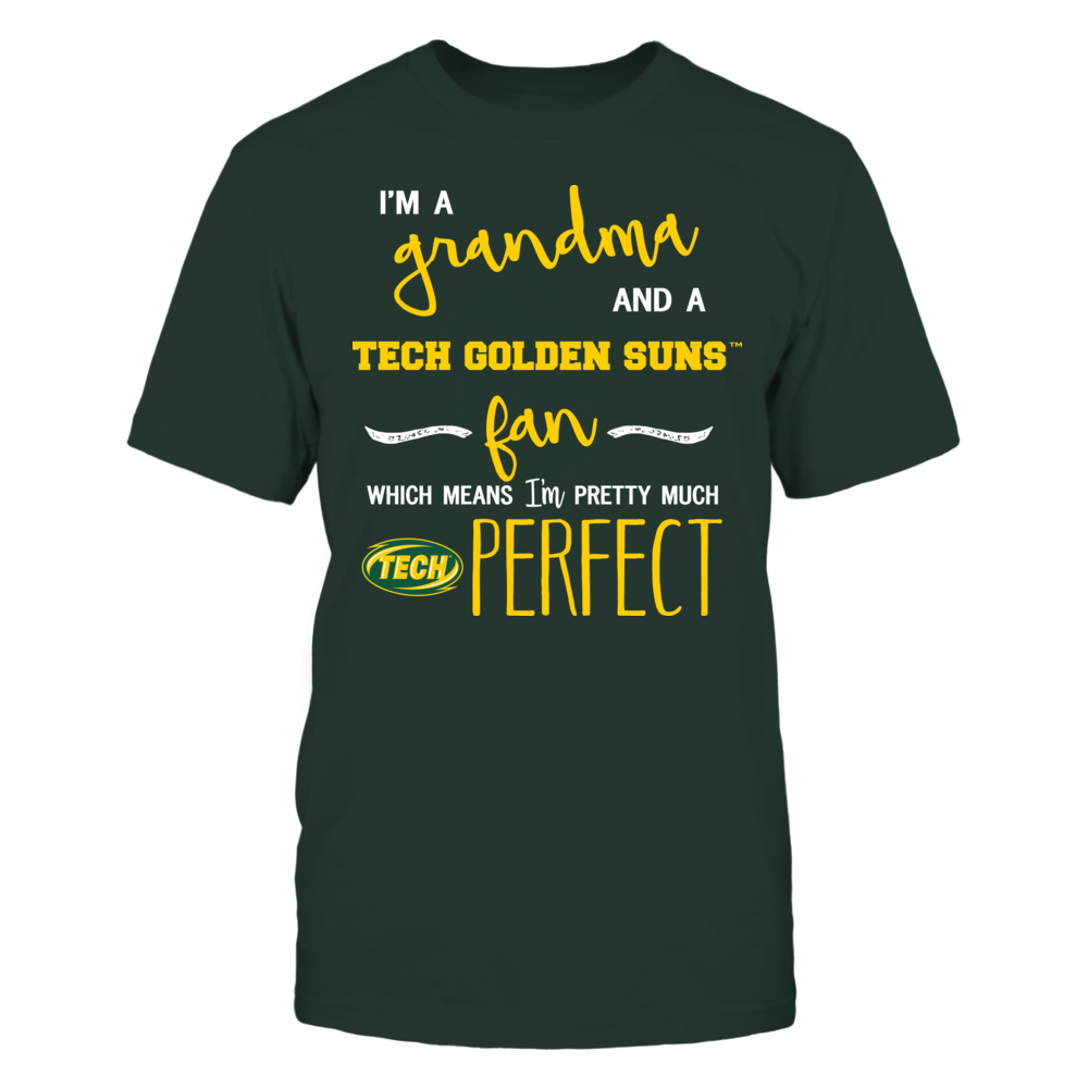 Arkansas Tech Golden Suns - Perfect Grandma Front picture