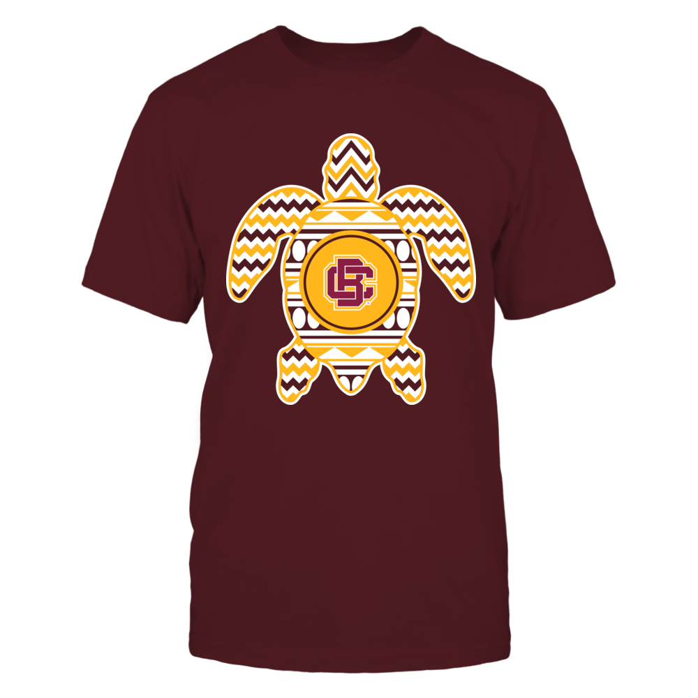 Bethune-Cookman Wildcats - Chevron Turtle Front picture