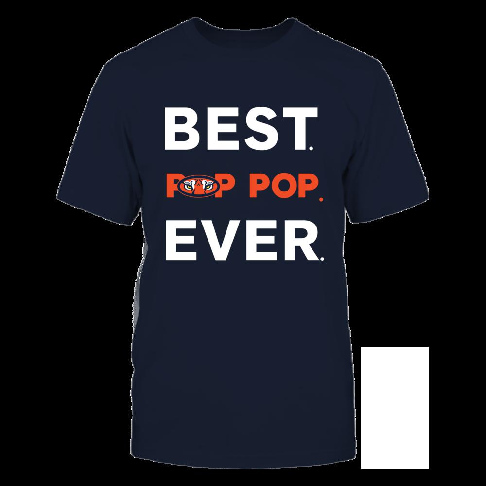 Auburn Tigers - Best Ever - Family Titles - Pop pop Front picture