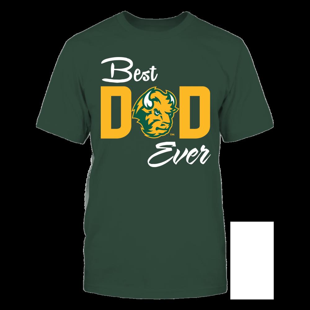 North Dakota State Bison - Best Freakin' Dad Ever Front picture