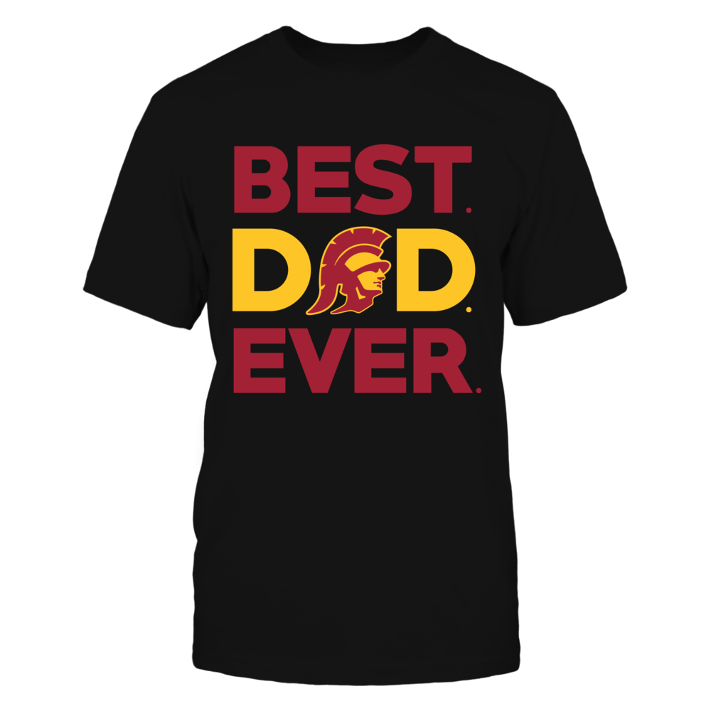 USC Trojans - Best Dad Ever Front picture