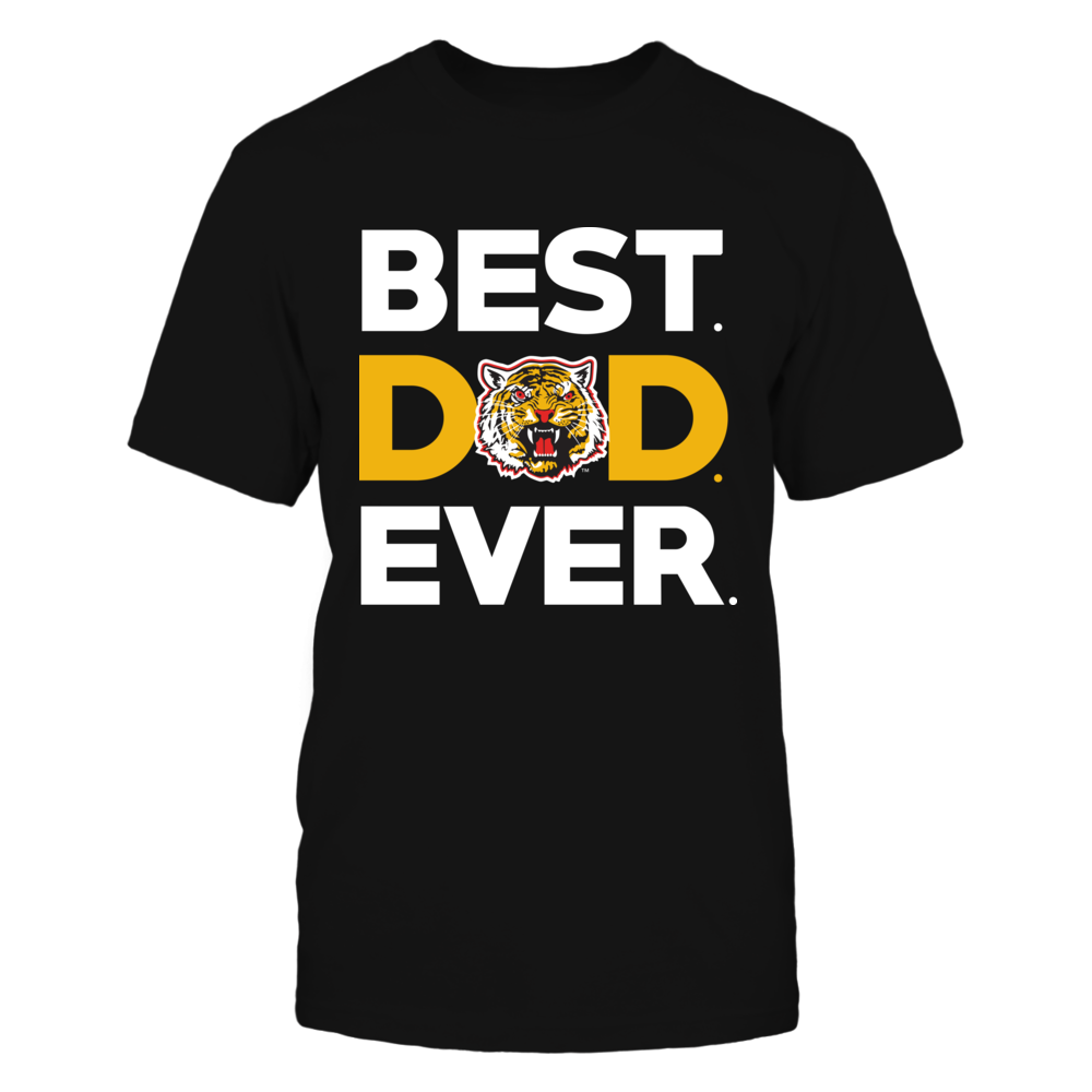 Grambling State Tigers - Best Dad Ever Front picture