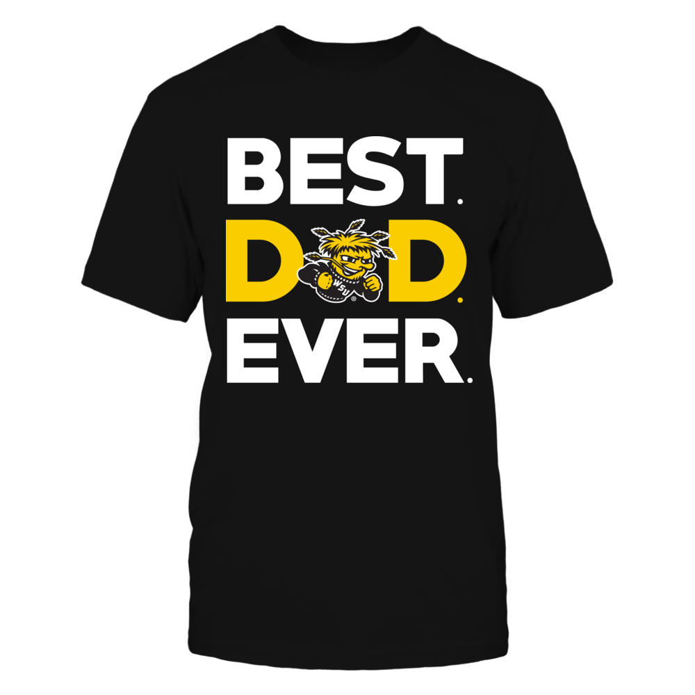 Wichita State Shockers - Best Dad Ever Front picture
