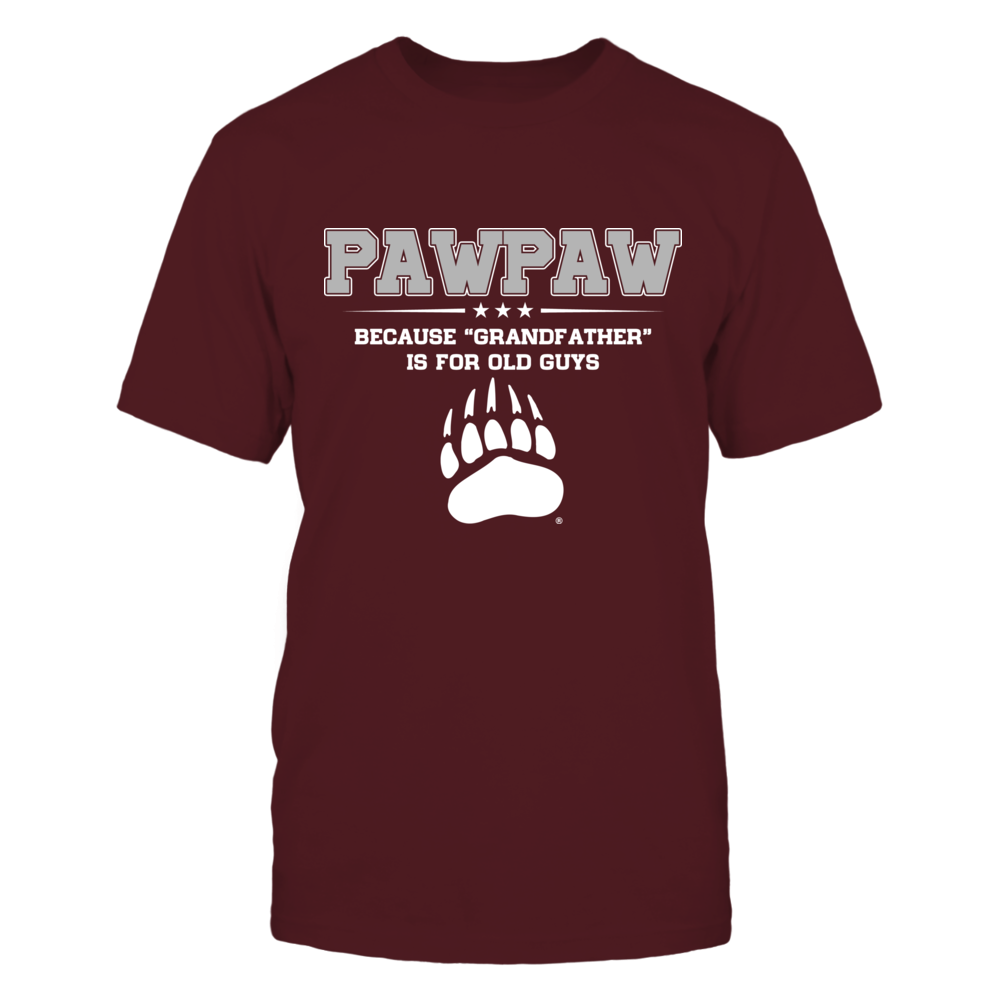 Montana Grizzlies - Not Grandfather - Pawpaw Front picture