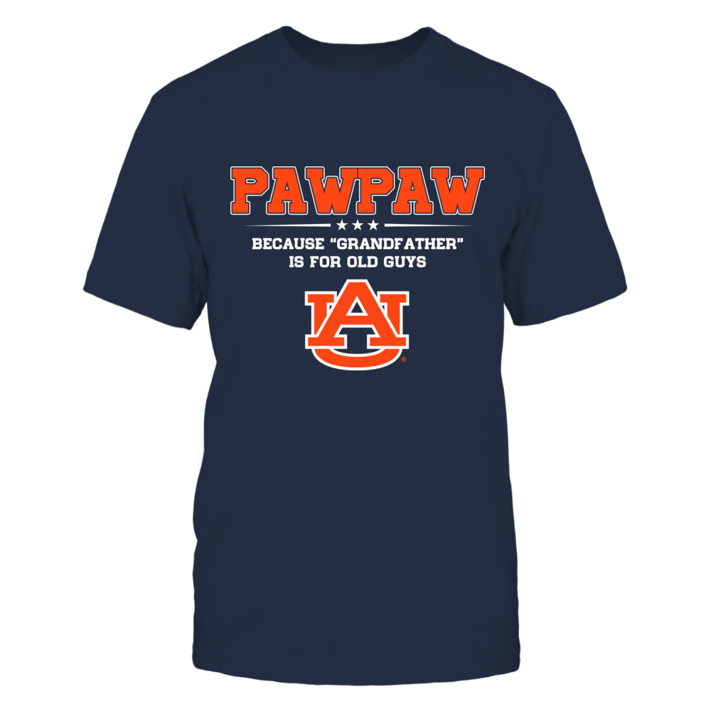 Auburn Tigers - Not Grandfather - Pawpaw Front picture