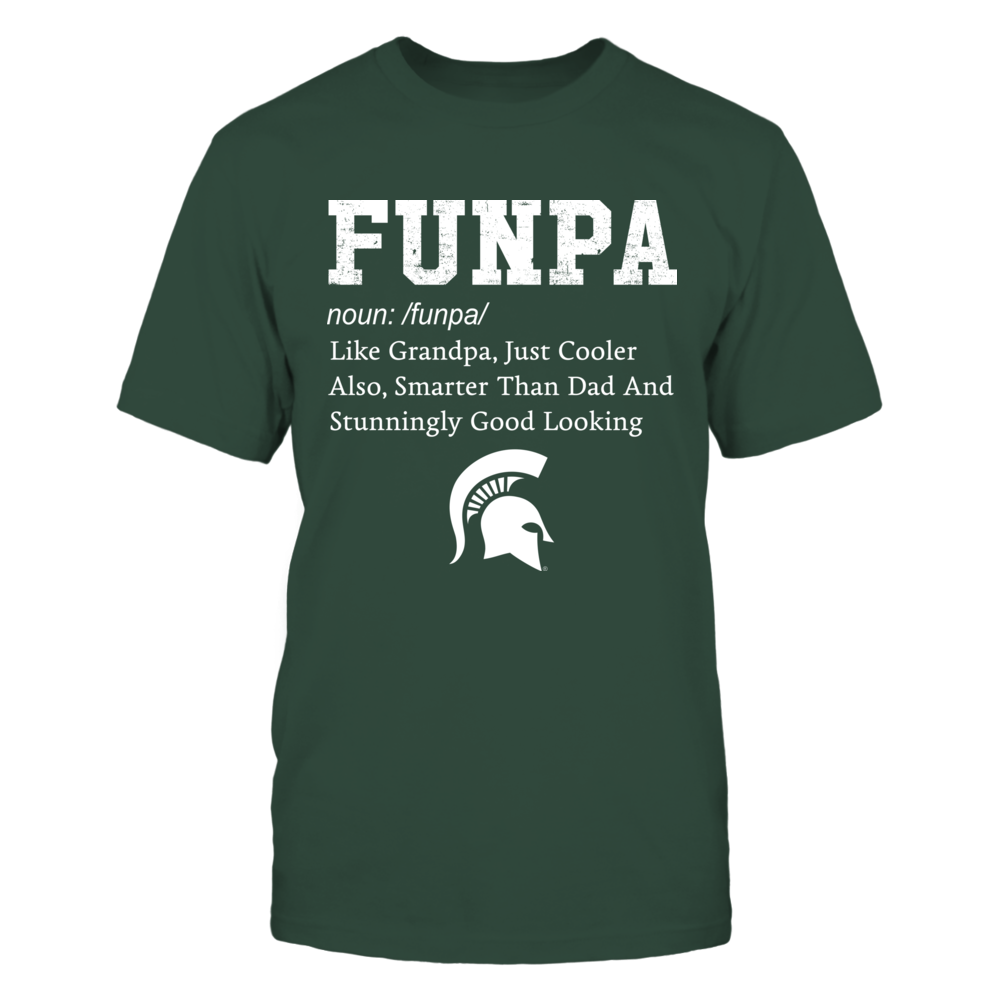 Michigan State Spartans - Funpa Definition Front picture