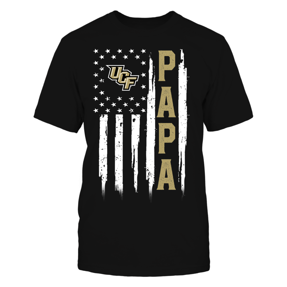 UCF Knights - Flag Shirt - Papa Front picture
