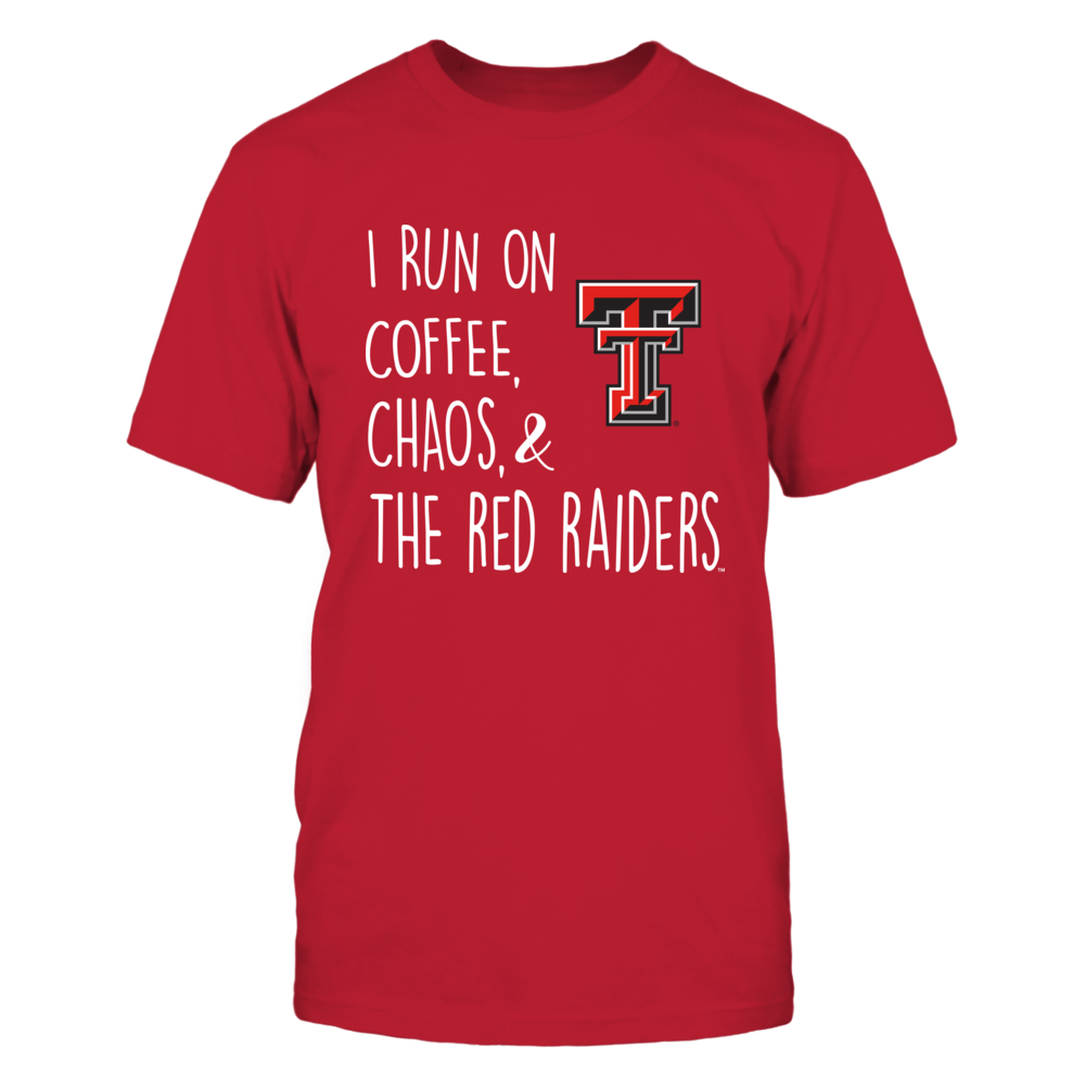 Texas Tech Red Raiders - Coffee - Run On Coffee Chaos And Team Front picture