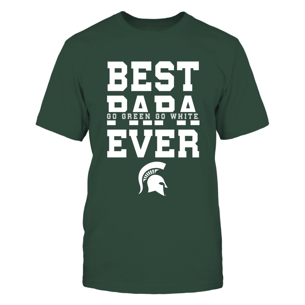 Michigan State Spartans - Best Ever - Cut Through Front picture