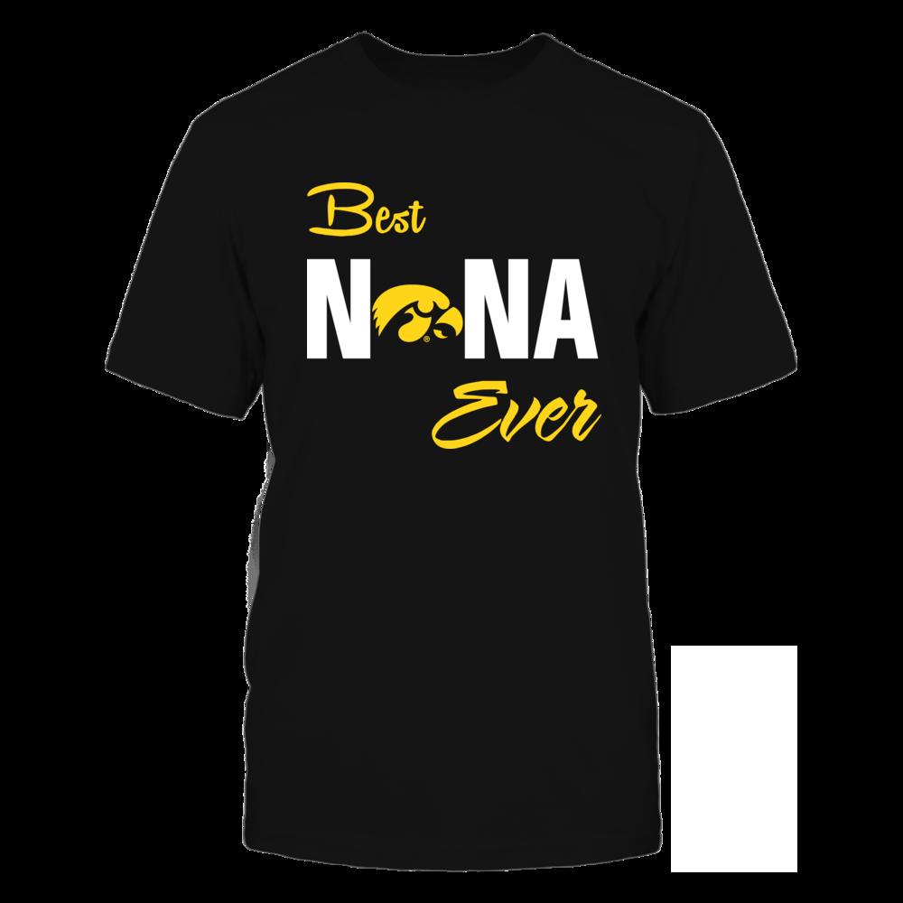 Iowa Hawkeyes - Best Freakin Nana Ever Front picture