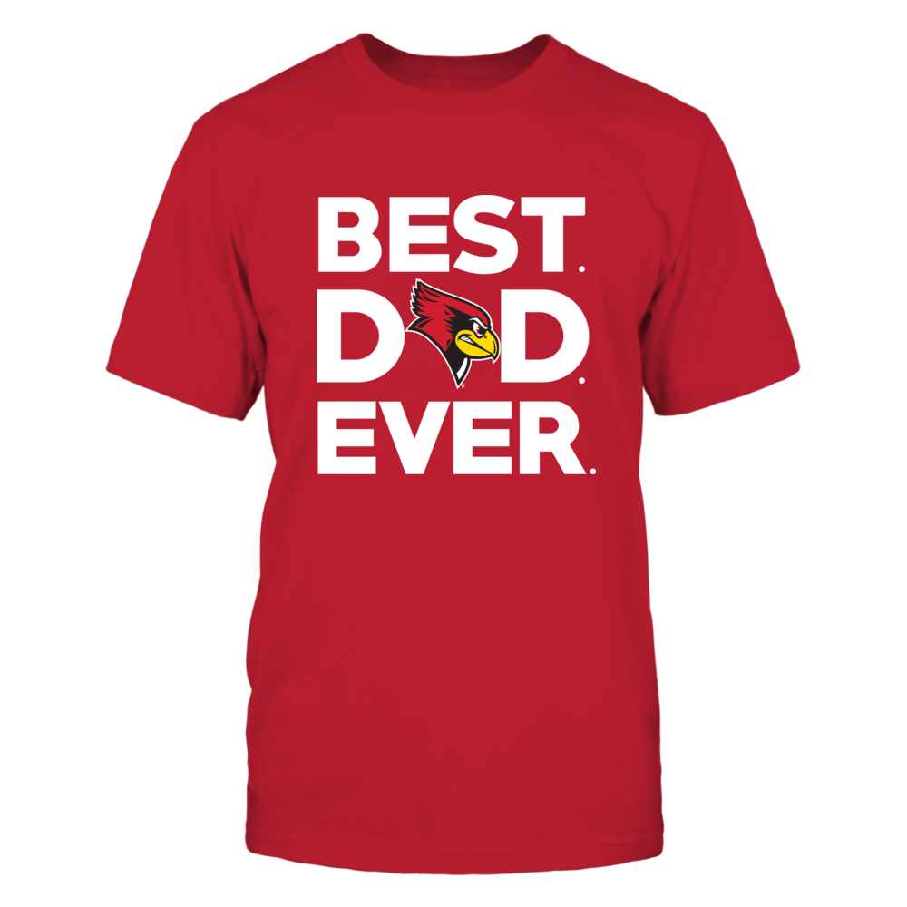 Illinois State Redbirds - Best Dad Ever Front picture