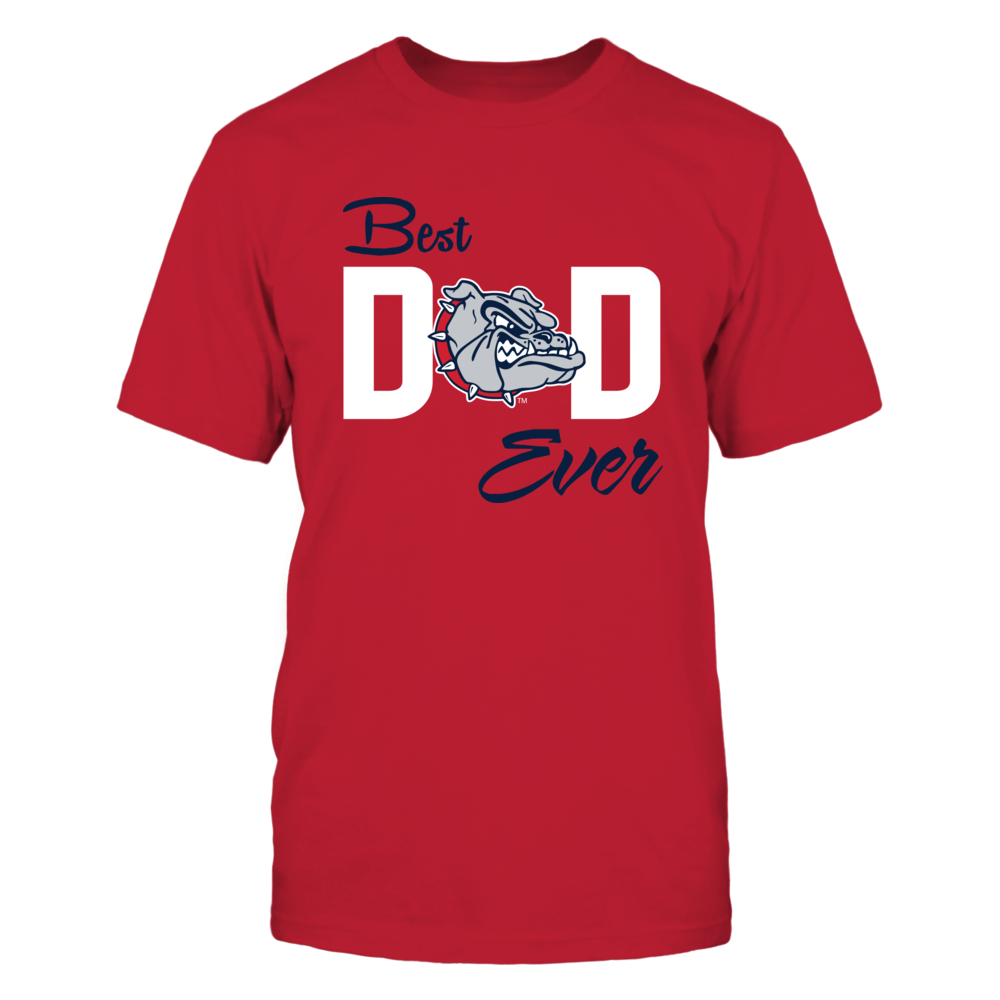 Gonzaga Bulldogs - Best Freakin' Dad Ever - Red Shirt Front picture
