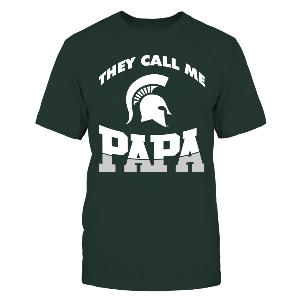 Michigan State Spartans - They Call Me Papa Front picture