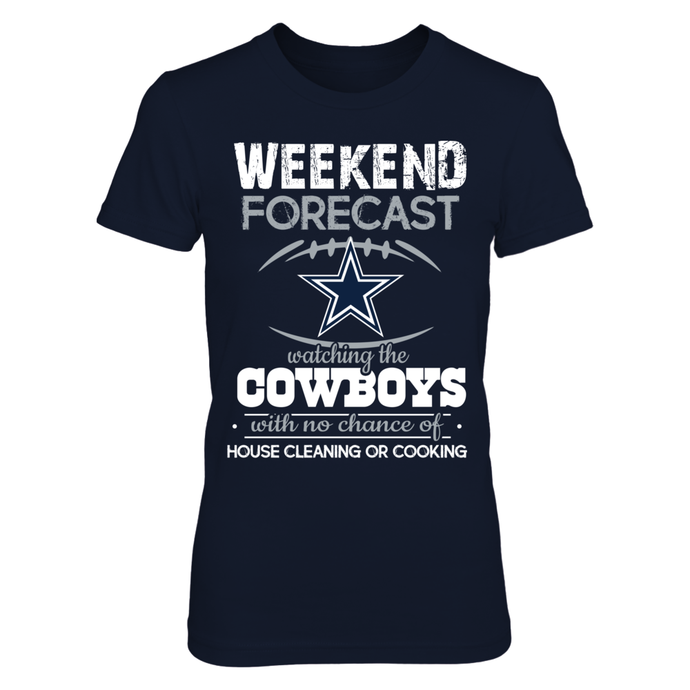 Dallas Cowboys - Weekend Forecast Front picture