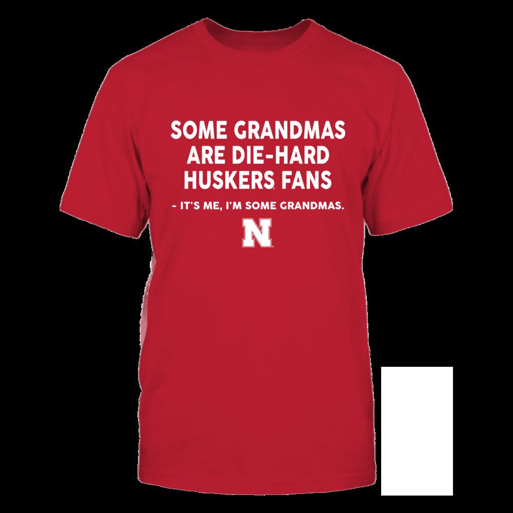 Nebraska Cornhuskers - Some Grandmas - Bingo Front picture