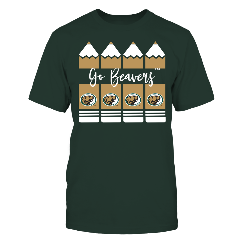 Bemidji State Beavers - Teacher Pencils Front picture