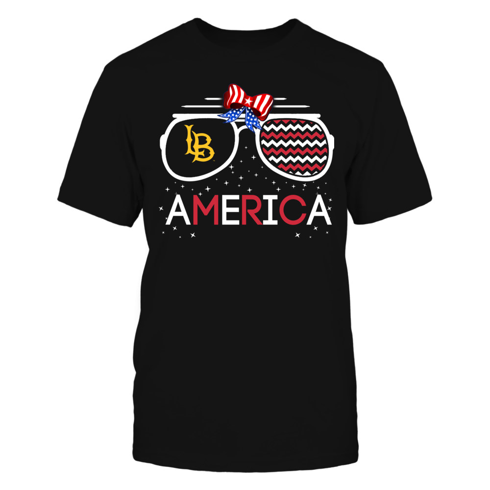 Long Beach State 49ers - American Glasses Front picture