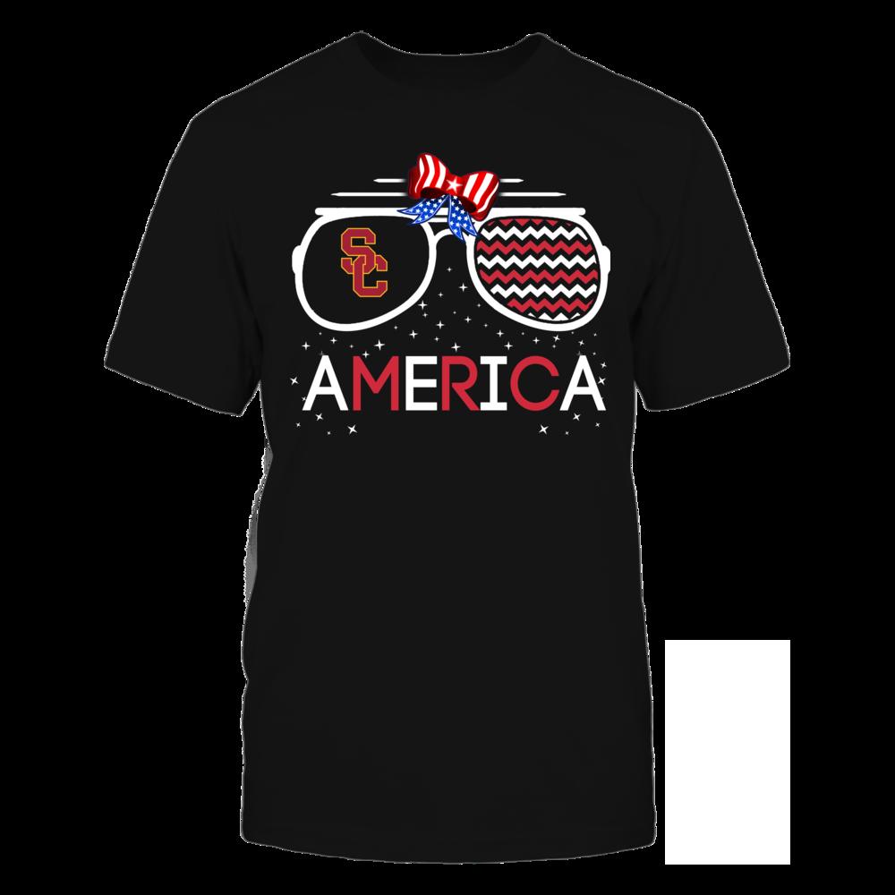 USC Trojans - American Glasses Front picture