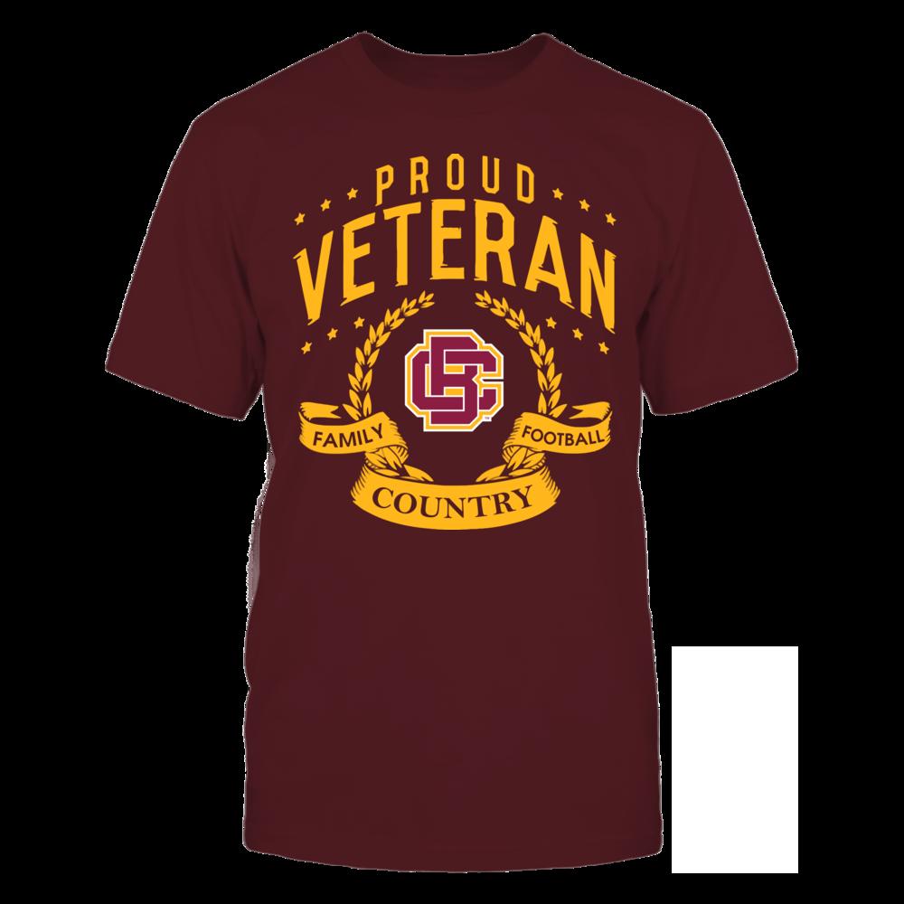 Bethune-Cookman Wildcats - Proud Veteran Front picture