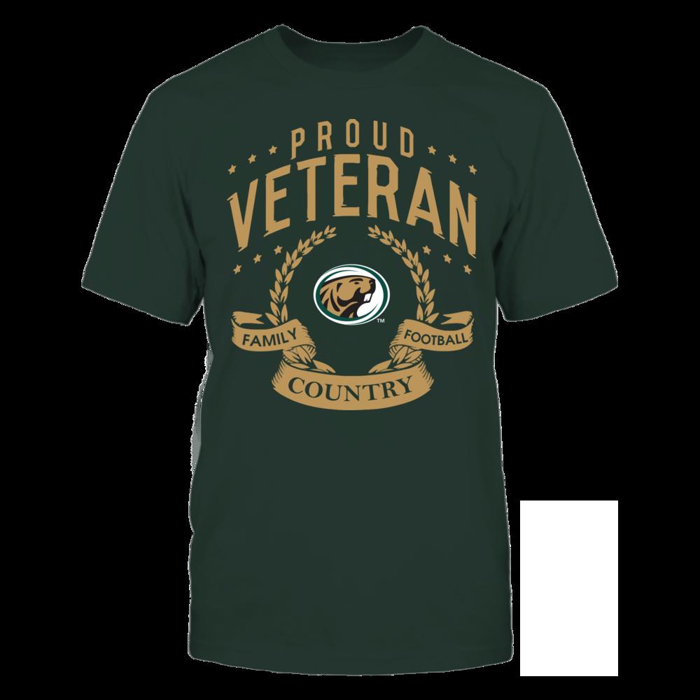 Bemidji State Beavers - Proud Veteran Front picture
