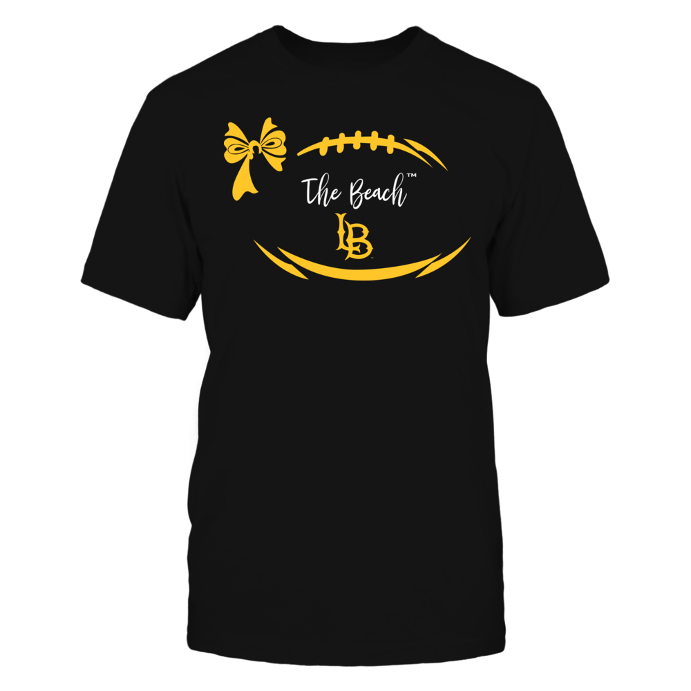 Long Beach State 49ers - Football Bow Front picture