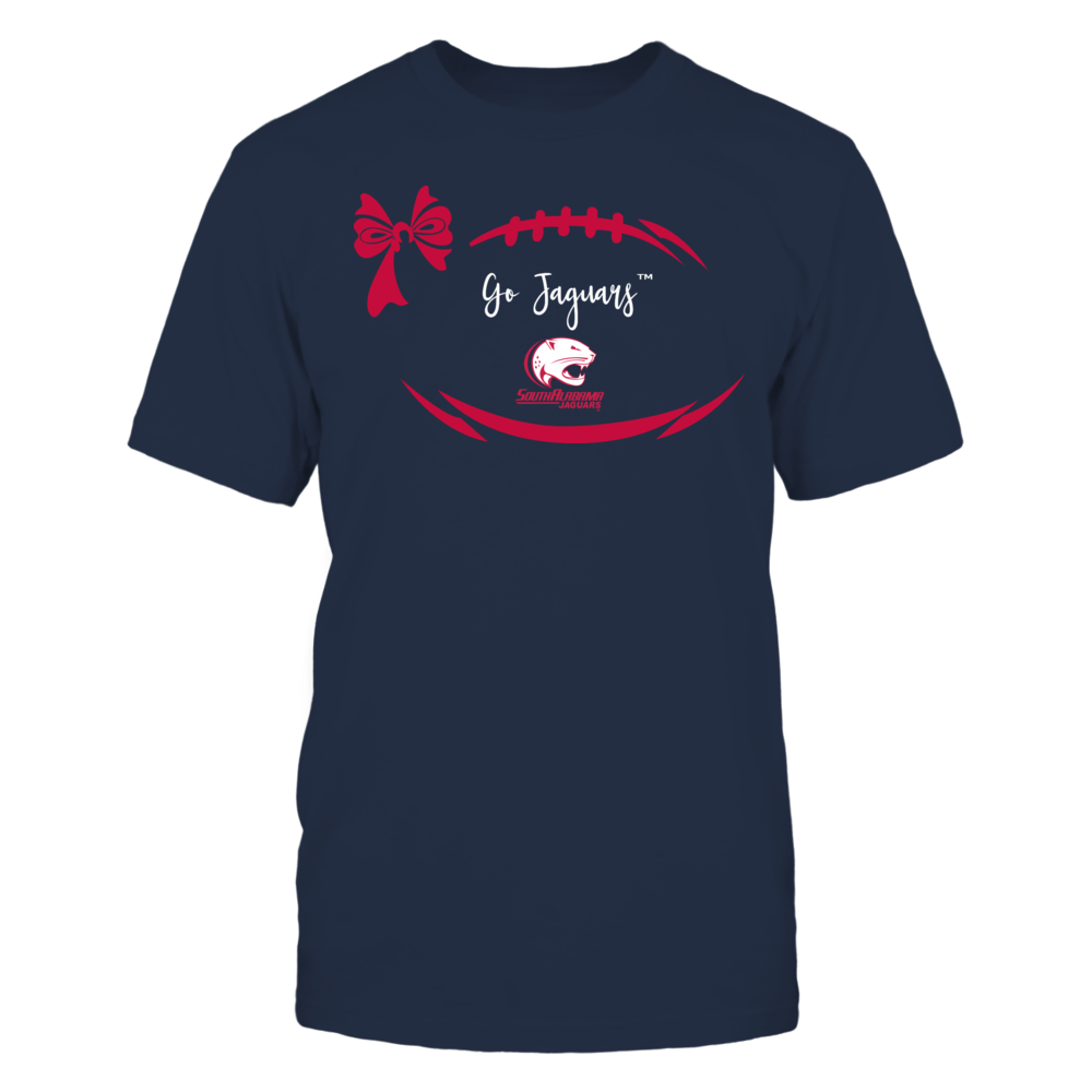 South Alabama Jaguars - Football Bow Front picture