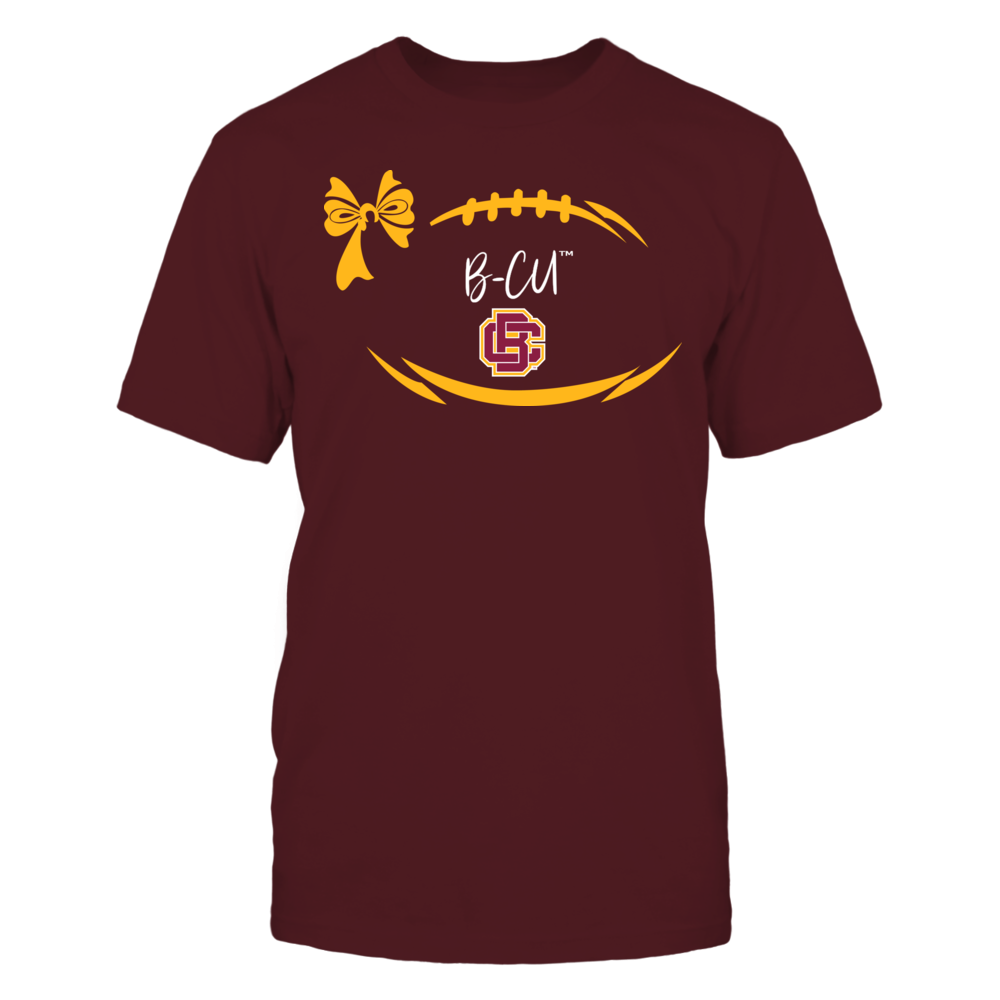 Bethune-Cookman Wildcats - Football Bow Front picture