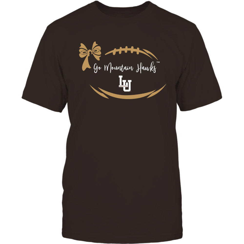 Lehigh Mountain Hawks - Football Bow Front picture