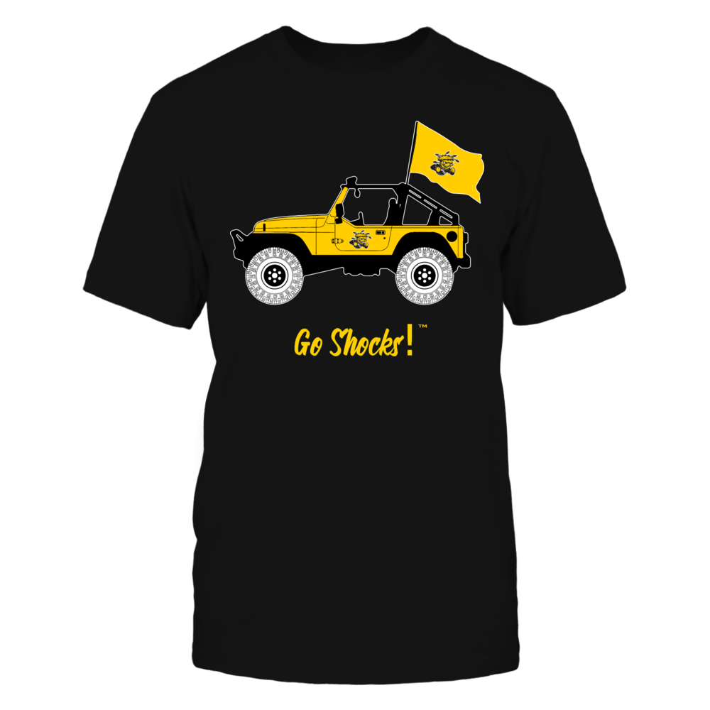 Wichita State Shockers - Jeep Front picture