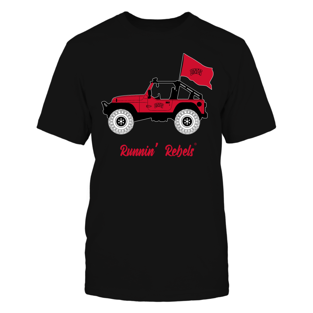 UNLV Rebels - Jeep Front picture