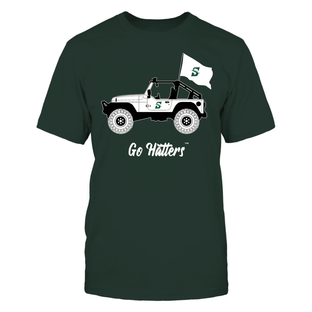 Stetson Hatters - Jeep Front picture