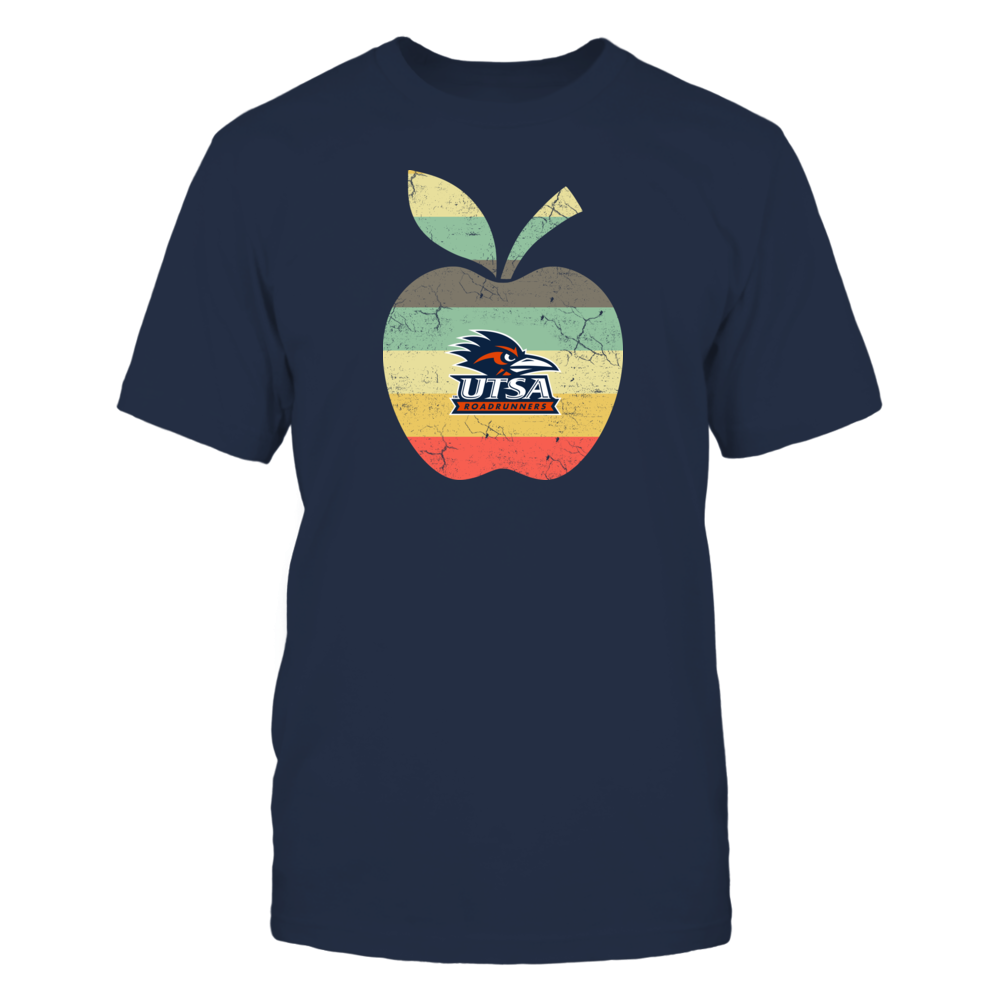 UTSA Roadrunners - Teacher - Apple Vintage Front picture