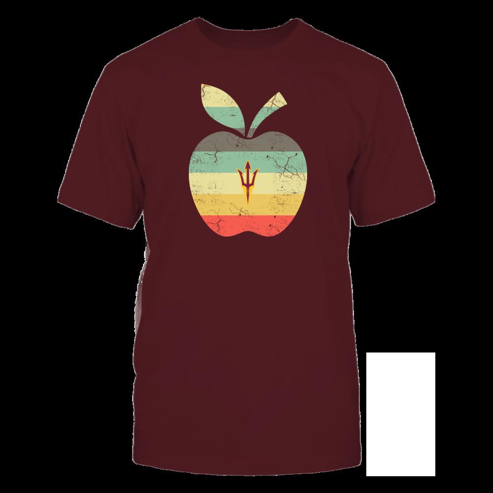 Arizona State Sun Devils - Teacher - Apple Vintage Front picture