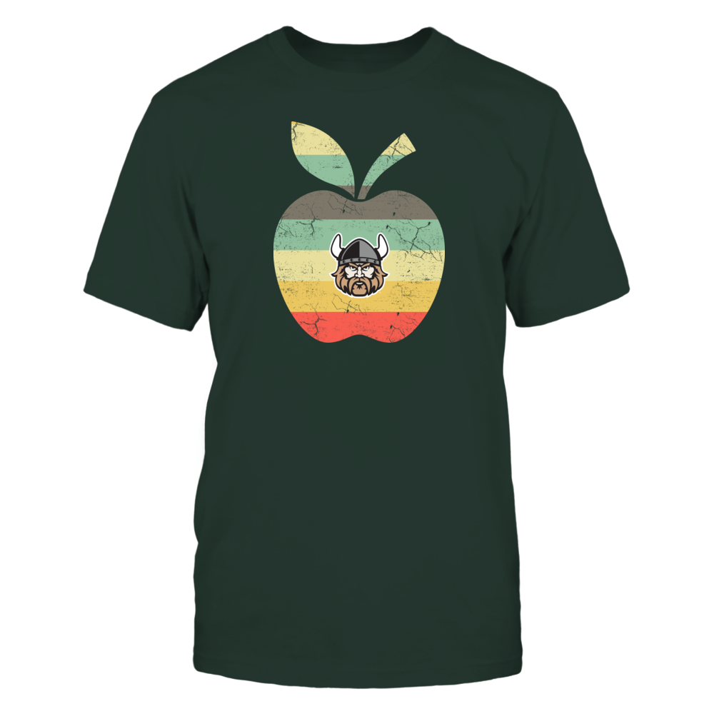 Cleveland State Vikings - Teacher - Apple Vintage - IF-IC13-DS27 Front picture