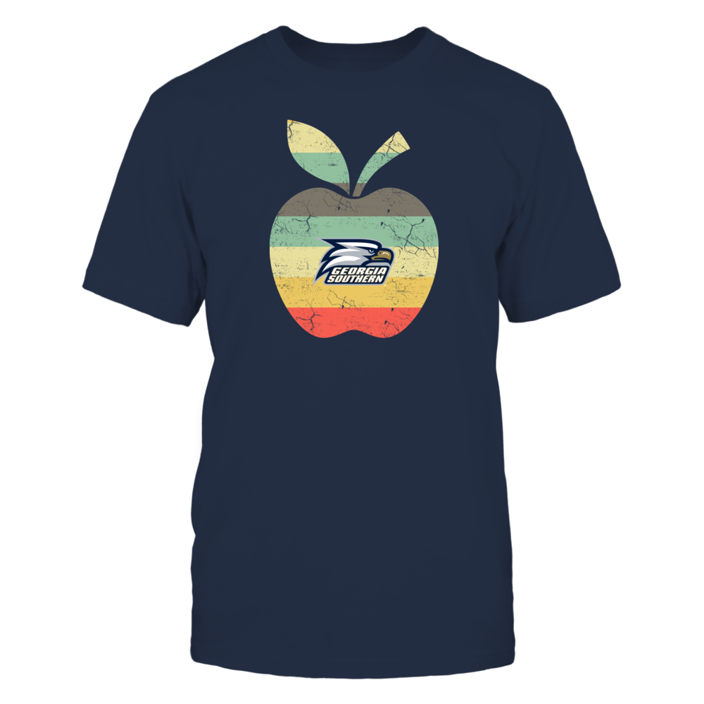 Georgia Southern Eagles - Teacher - Apple Vintage Front picture