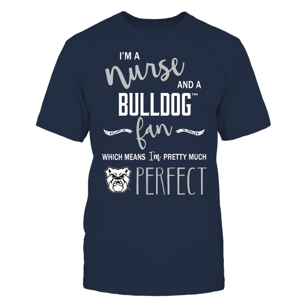 Butler Bulldogs - Perfect Nurse Front picture