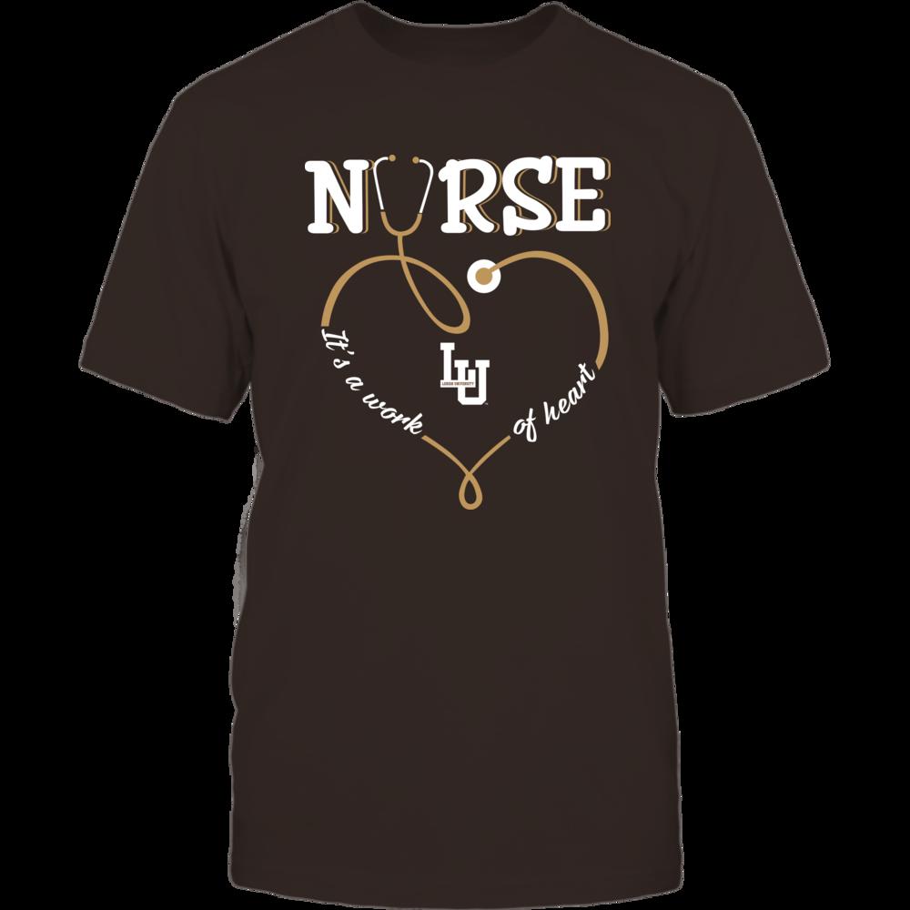 Lehigh Mountain Hawks - Nurse - Work of Heart Front picture