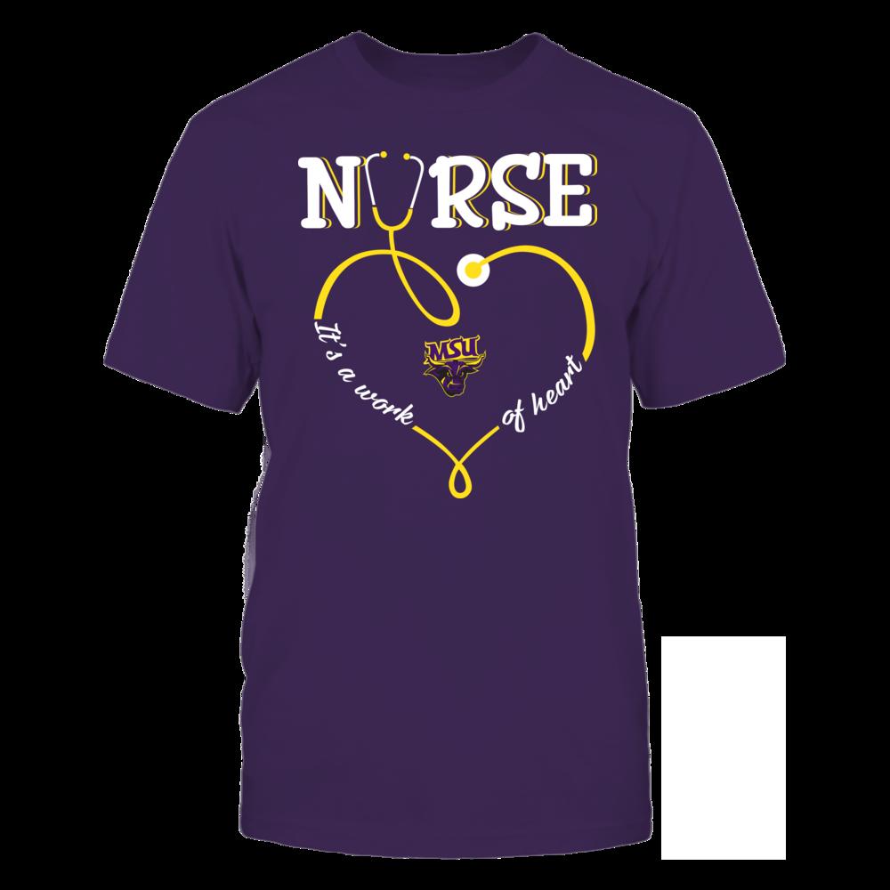 Minnesota State Mavericks - Nurse - Work of Heart Front picture