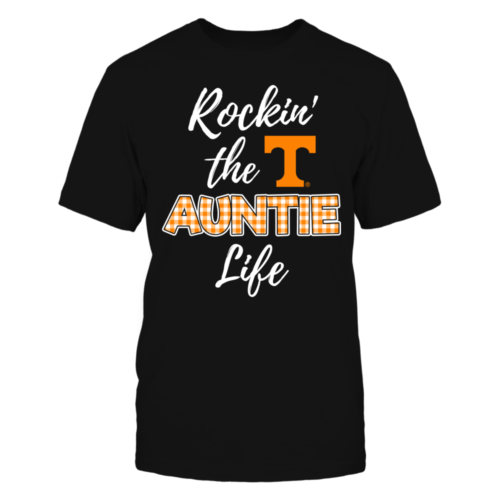Tennessee Volunteers - Rockin the Auntie Life Front picture